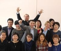 eguillotine training in Bishkek Jan 2015-2
