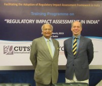JC&A Supports RIA in India