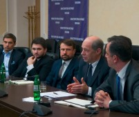 Briefing Min of Justice 28 Apr 2015 Kiev