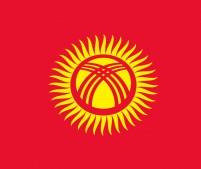 Kyrgyzstan Flag2